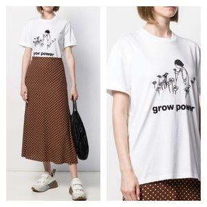 STELLA MCCARTNEY Grow Power T-Shirt NWOT